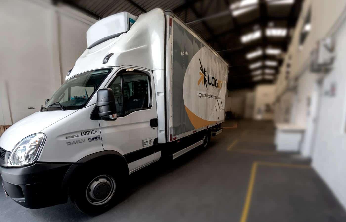 Transporte de cargas de alimentos